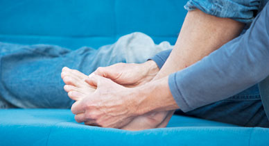 treat gout naturally